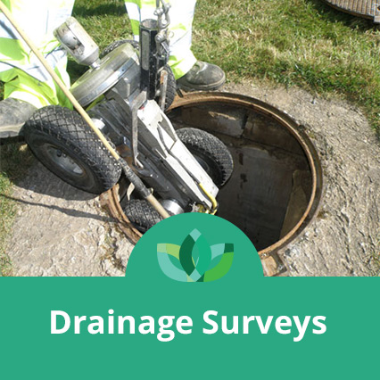 Drainage Surveys