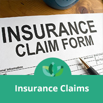Drainage Insurance Claims